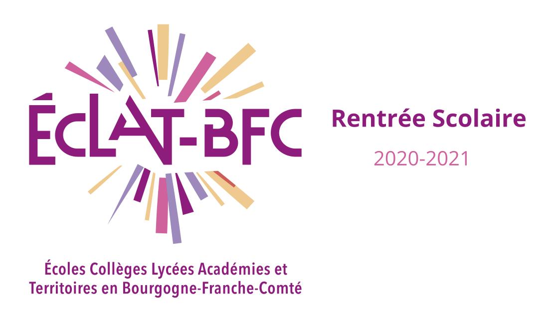 ECLAT-BFC Rentrée scolaire 2020